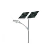 Светильник уличный на солнечных панелях