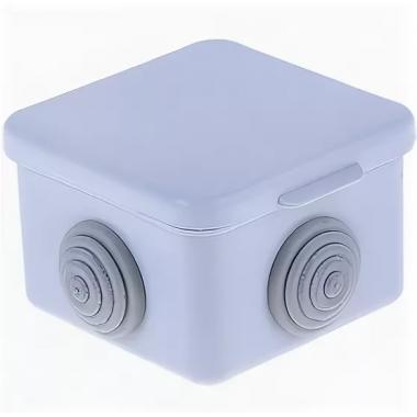 Коробка распаячная пылевлагозащитная 65*65