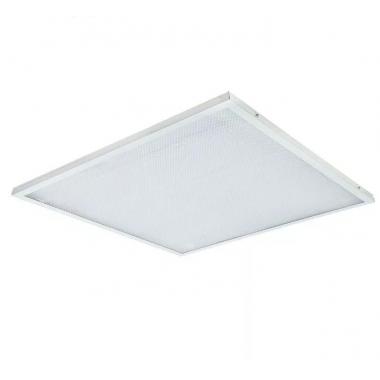 LED панель 595х595мм встраиваемая 36вт призма