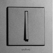 Выключатель на ЖАЛЮЗИ Grano Ovivo