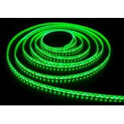 Светодиодная лента IP20 зеленый 12V