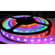 Светодиодная лента RGB IP20 12V