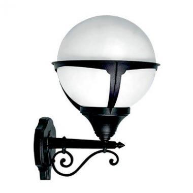 Стилизованный  светильник GENOVA 1381 MATT BLACK