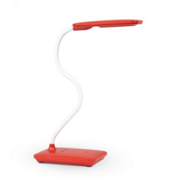 Настольная светодиодная лампа Deluxe Red