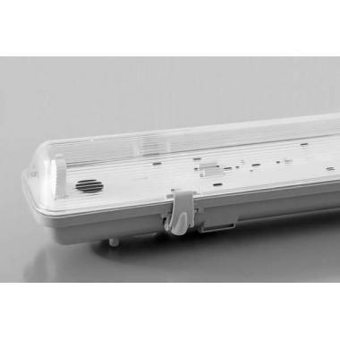 Светильник LED ДСП BOX  2x9 IP65 (аналог корпус ЛСП 2х18)
