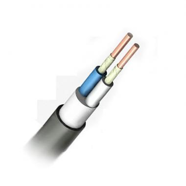 Силовой кабель медный ВВГнг-FRLS  2х1,5