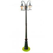 Садово-парковый светильник VIENNA 21682E RUST