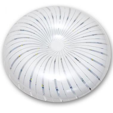 Светодиодный светильник 24вт (плафон круглый)