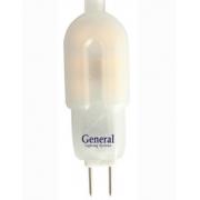 Светодиодная лампа G4 3вт (пластик матовый)