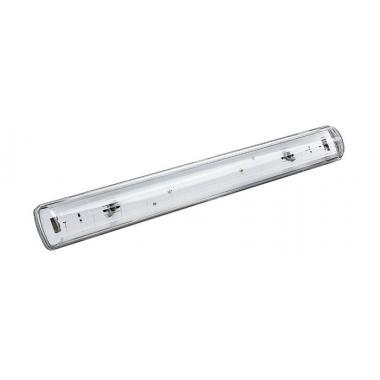 Светильник LED ДСП BOX 2x18 IP65  (аналог корпус ЛСП 2х36)