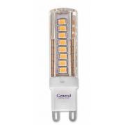 Светодиодная лампа G9 5вт (пластик)