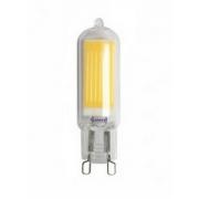 Светодиодная лампа G9 3вт (стекло)