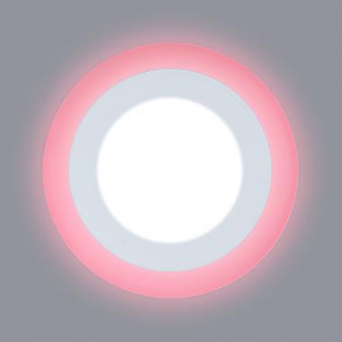 Светодиодная  панель встраиваемая с декоративными цветными ставками