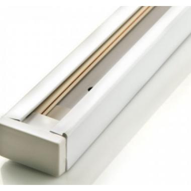 Шинопровод (трек) для светильника 3м  белый