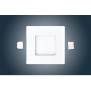 LED спот JL-F 3W 90х90мм встраиваемый