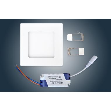 Светодиодная  панель встраиваемая  JL -F 4W  105х105mm