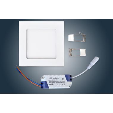 Светодиодная  панель встраиваемая  JL -F 9W  145x145mm