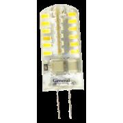 светодиодная лампа G4 3вт (силикон)