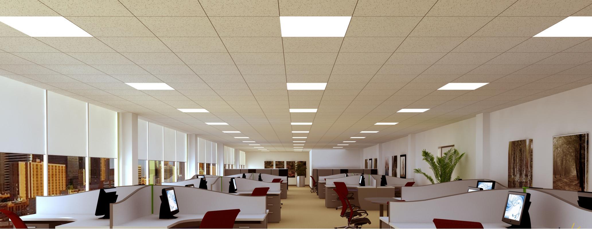 Светодиодные панели и LED споты