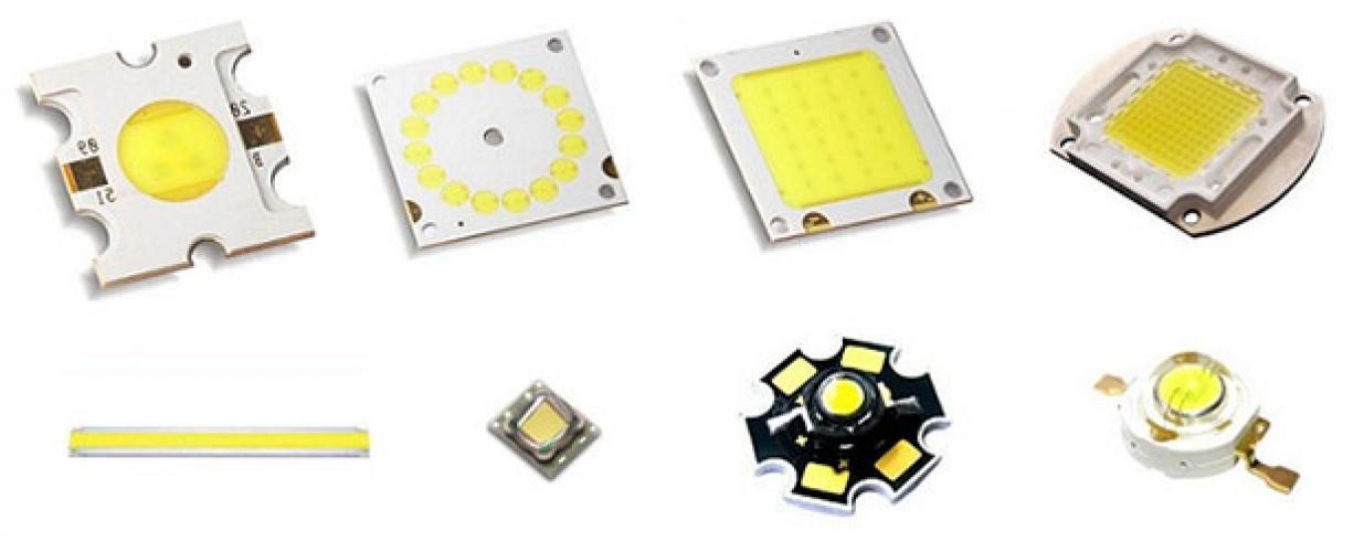 Как выращивают светодиоды - видео