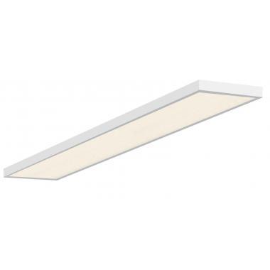 LED панель 1200х300х35мм наружная 36вт матовый рассеиватель