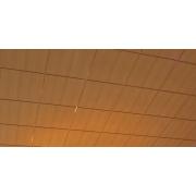 Потолочная плита Ligna 600x600x15мм кромка A15/24 Бук