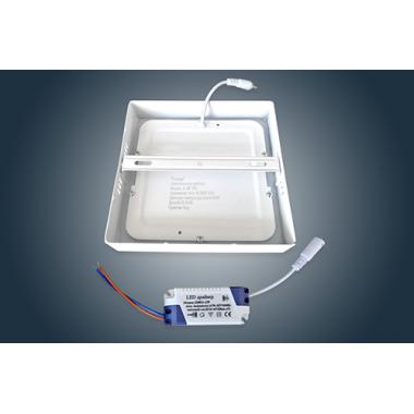 Светодиодная  панель накладная  JL -МF 12W 170x170mm
