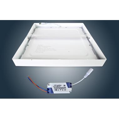 Светодиодная  панель накладная  JL -МF 24W 300x300mm