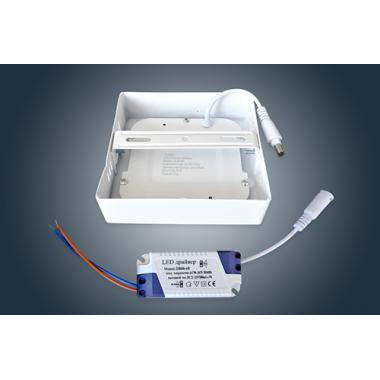 Светодиодная  панель накладная  JL -МF 6W 120x120mm