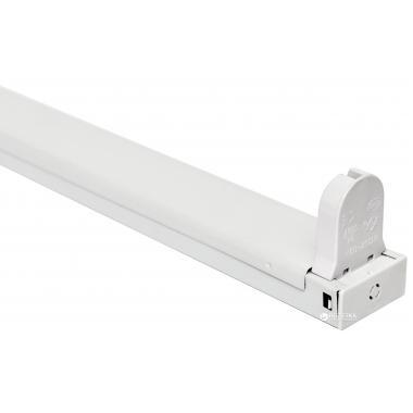 Светильник корпус под лампу LED Т8 600мм